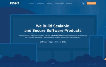 Finoit Technologies Web Design