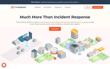 FireHydrant Web Design