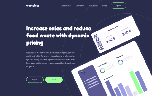 Wasteless Web Design