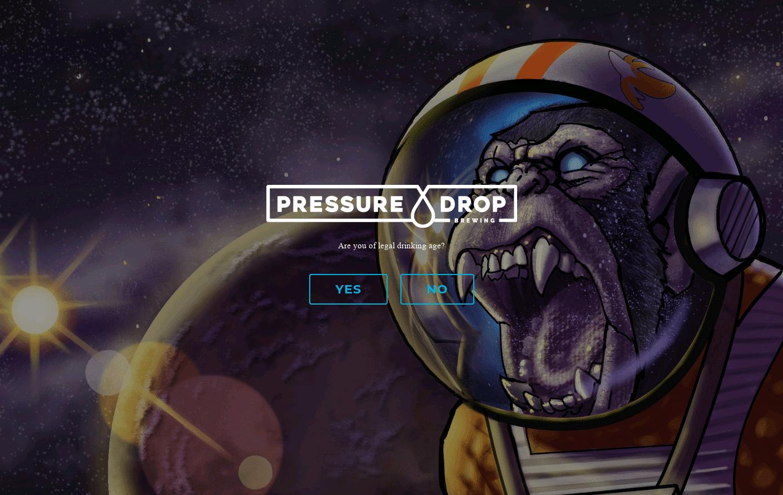 Pressure Drop Beer