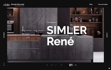 Romain Murschel Web Design