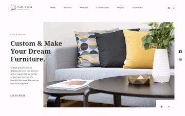 Taw Chai Web Design