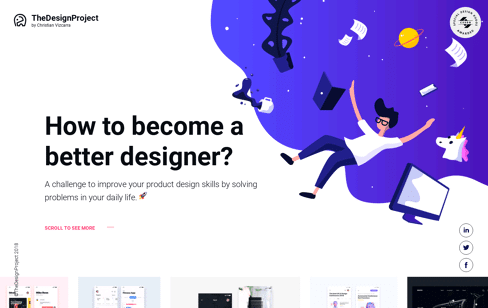 The Design Project Web Design