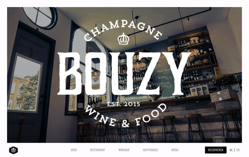 Bouzy Web Design