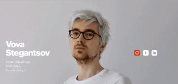 Vova Stegantsov Web Design