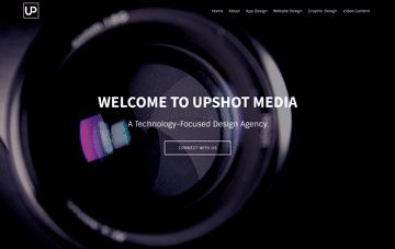 Upshot Media Web Design