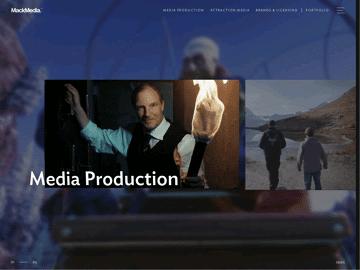 MackMedia Web Design