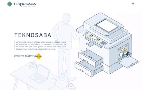 Teknosaba Web Design