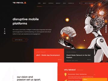 Tekrevol Web Design