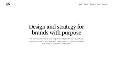 Good Kind Web Design