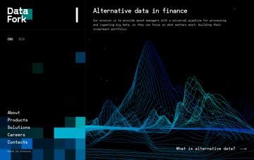 DataFork Web Design