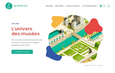 Les petits MO Web Design