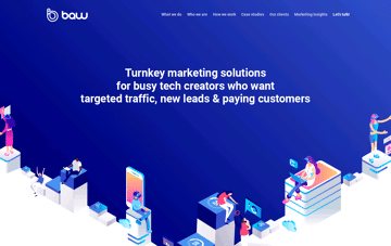 BAW Web Design