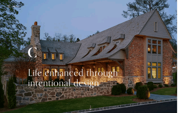 Christopher Architecture and Interiors  Web Design