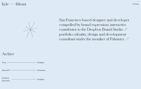 Kyle Ribant Web Design