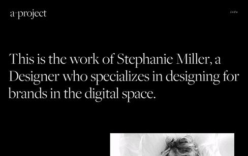 a-project Web Design
