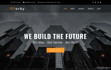 Worky Web Design