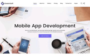 DreamSoft Web Design