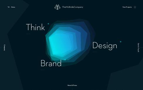 The McBride Company Web Design