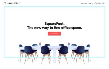 SquareFoot Web Design