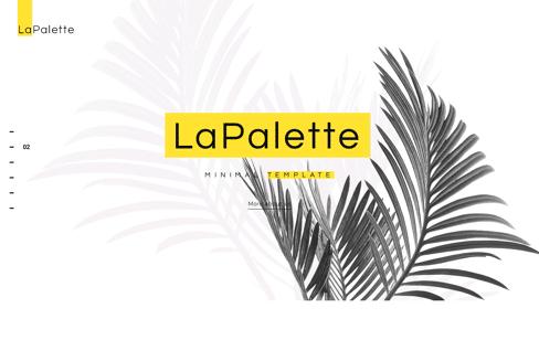 LaPalette Web Design