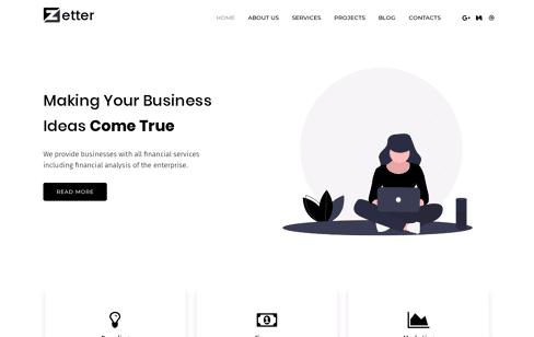 Zetter Web Design