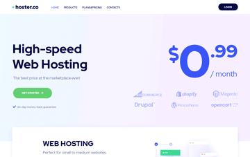 Hoster Web Design
