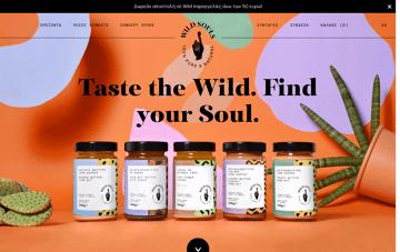 Wild Souls Web Design
